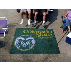 """Colorado State Tailgater Rug 60"""" x 72"""""""