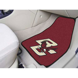 "Boston College - 2 Piece Carpeted Car Mat Set 17""W x 27""L - 5193"
