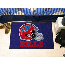 "Buffalo Bills Helmet Starter Rug 20"" x 30"""
