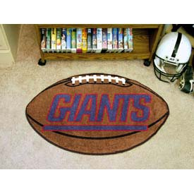 "New York Giants Football Rug 22"" x 35"""
