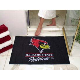 "Illinois State All-Star Rug 34"" x 45"""