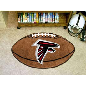 "Atlanta Falcons Football Rug 22"" x 35"""