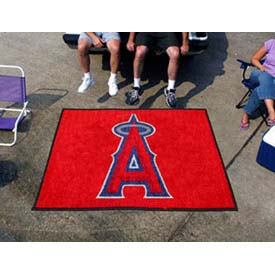 "Los Angeles Angels Tailgater Rug 60"" x 72"""