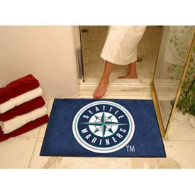"""Seattle Mariners All-Star Rug 34"""" x 45"""""""