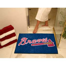 "Atlanta Braves All-Star Rug 34"" x 45"""
