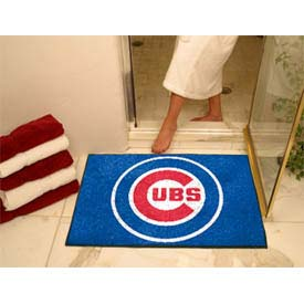 "Chicago Cubs All-Star Rug 34"" x 45"""