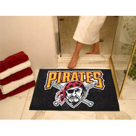 "Pittsburgh Pirates All-Star Rug 34"" x 45"""