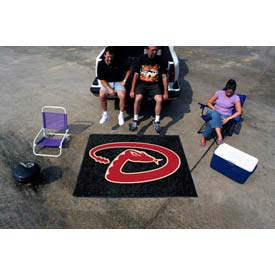 "Arizona Diamondbacks Tailgater Rug 60"" x 72"""