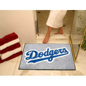 """Los Angeles Dodgers All-Star Rug 34"""" x 45"""""""