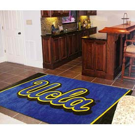 "UCLA - California, Los Angeles Rug 5 x 8 60"" x 92"""