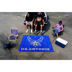 "AIR FORCE Tailgater Rug 60"" x 72"""