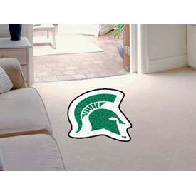 Michigan State Mascot Mat