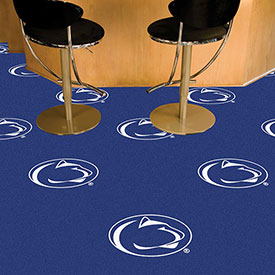 "Penn State Carpet Tiles 18"" x 18"" Tiles"