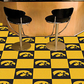 "Iowa Carpet Tiles 18"" x 18"" Tiles"