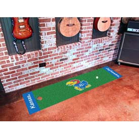 "Kansas Putting Green Runner 18"" x 72"""
