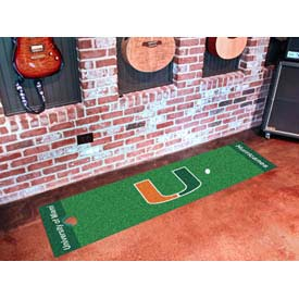 "Miami Putting Green Runner 18"" x 72"""