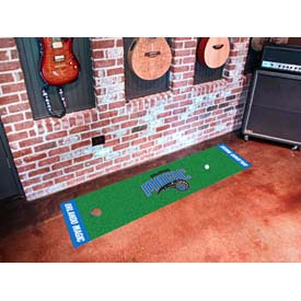 "Orlando Magic Putting Green Runner 18"" x 72"""