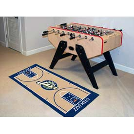 Utah Jazz NBA Court Runner 24 x 44