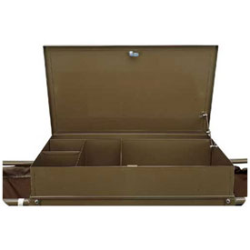 Forbes 5 Compartment Lidded Top Tray Organizer - 2356-B