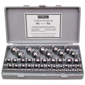 Fowler 52-438-766 52 Piece Gage Ball Set by