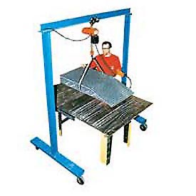 Vestil Work Area Portable Gantry Crane FPG-10