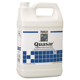 Quasar® Diamond Glass Floor Finish, Gallon Bottle 4/Case - FKLF136022