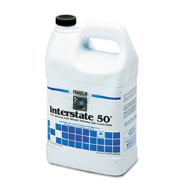 Interstate 50® Variable UHS Floor Finish, Gallon Bottle 4/Case - FKLF195022CT