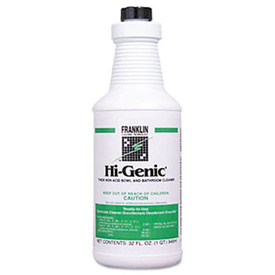 Hi-Genic® Non-Acid Bowl & Bathroom Cleaner, 32 Oz. Bottle 12/Case - FKLF270012CT