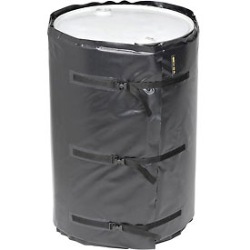Powerblanket® Insulated Drum Heater BH55PRO - 55 Gal Cap 145°F Adjust