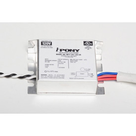 Fulham Npy-120-126-Cr Pony - 120v - 1 X 22w T9 Circle (W/ Socket)