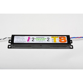 Fulham Whsg3-Unv-T8-Lb 3 Lamp T8 - Unv - Is - <10%Thd - Low Bf