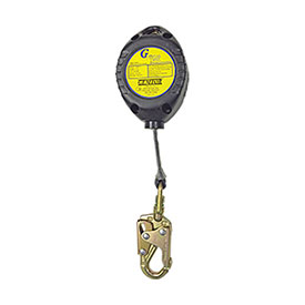 Gemtor SRW-11, G-Force Self-Retracting Lanyard - Polyester Webbing - 11'