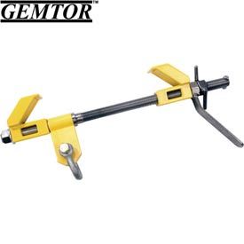 "Gemtor VBA-241, Fixed Beam Anchor Fits 4"" - 24"" Wide"