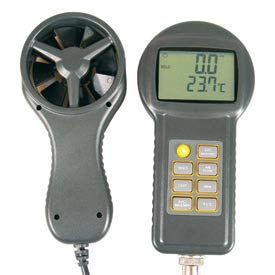 General Tools DCFM700 Digital Anemometer with CFM