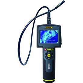 General DCS350 The Seeker™ Ruggedized Recording Video Borescope