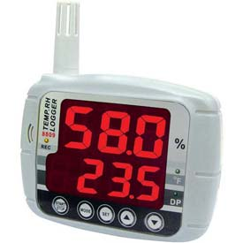General Tools LTH8809DL Temperature/Humidity Monitor - Data Logger
