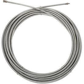 "General Wire 100EM3 100'x1/2"" Flexicore Cable w/ Male & Female Ends"