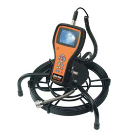 Click here to buy General Wire GM-C Gen-Eye Micro-Scope Video Inspection System, 33' Micro Push-Rod,Color Cam.