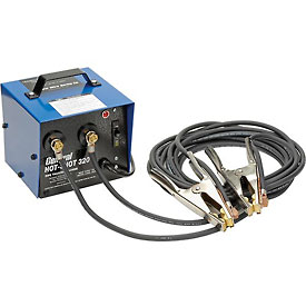 General Wire HS-320 320 AMP Hot-Shot™ Pipe Thawing Machine W/ (2) 20' #2 Cables & Clamps