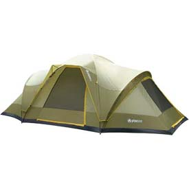 Wolf Mountain, 18' x10', Family Camping Tent