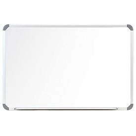 "Ghent® Cintra Magnetic Whiteboard - 24""W x 18""H"