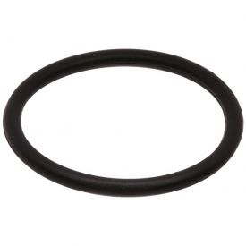 458 O-Ring Neoprene, 14-1/2ID x 15OD, 70 Duro, Round, Black  by