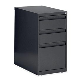 Global™ G-Series - Freestanding Pedestal - Box/Box/File - Black