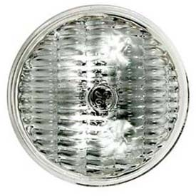 GE 19877 Halogen Bulb PAR-36 Screw Terminal, 250 Lumens, 35W, 120V Package Count 12 by
