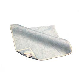 Geerpres Microfiber Glass & Mirror Cleaning Towel, Light Blue - 4841