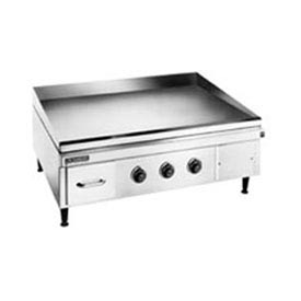 """Heavy Duty Electric Griddles, 36"""" W by"""