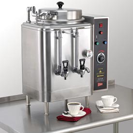 Coffee Urn, Single 3 Gallon, Automatic Agitator by