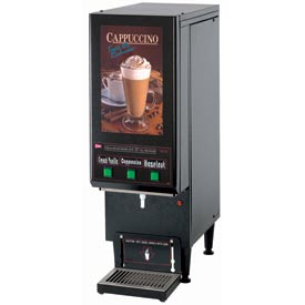 Grindmaster GB3CP Cappuccino/Hot Chocolate Dispenser-Three Flavor by