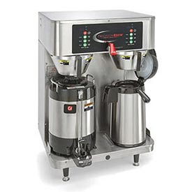 PrecisionBrew Single/Dual Airpot & Vacuum Insulated Shuttle Brewer by