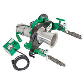 Greenlee 6001 Super Tugger Cable Puller Power Unit by